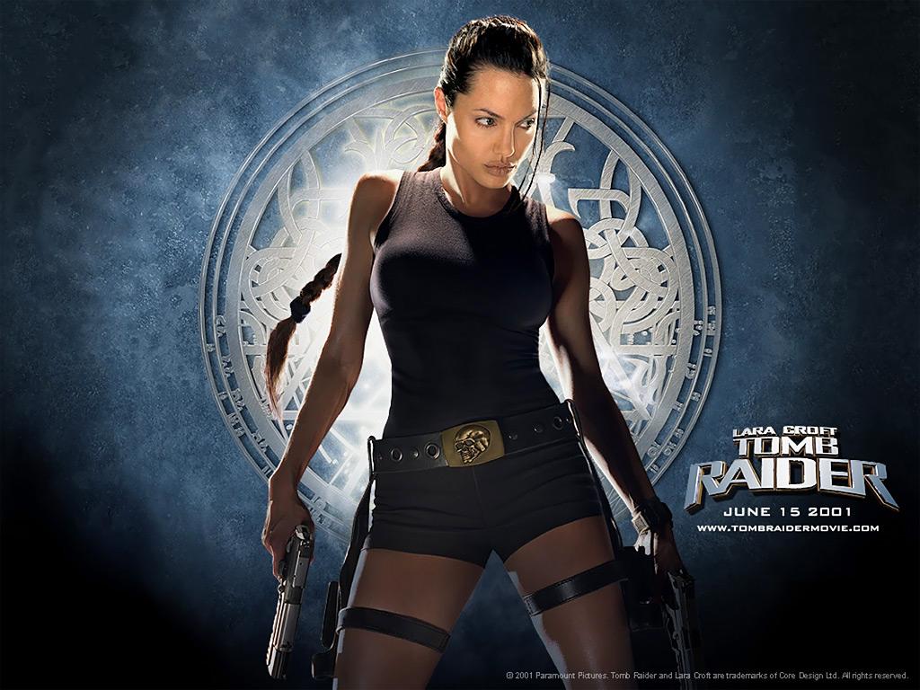 Alicia Vikander es la nueva Lara Croft