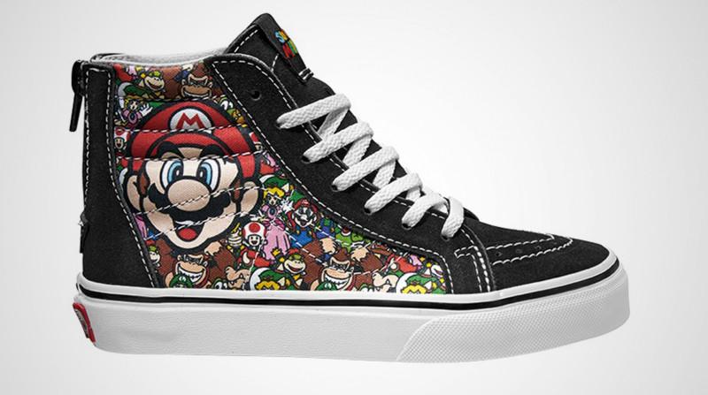 Mario no podía faltar en esta colección.
