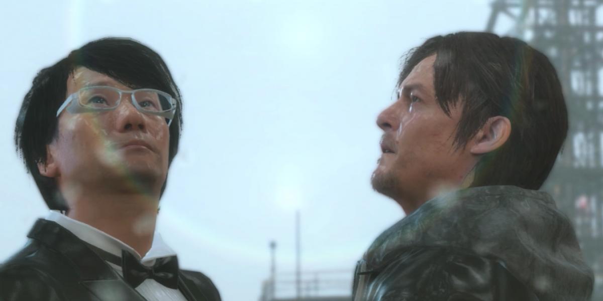 Surrealista mod en PC de Metal Gear Solid 5 con Hideo Kojima y Norman Reedus