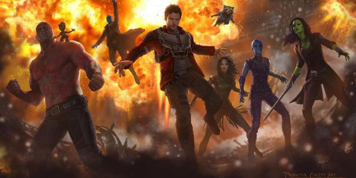 Se acerca el estreno de Guardianes de la Galaxia Vol. 2