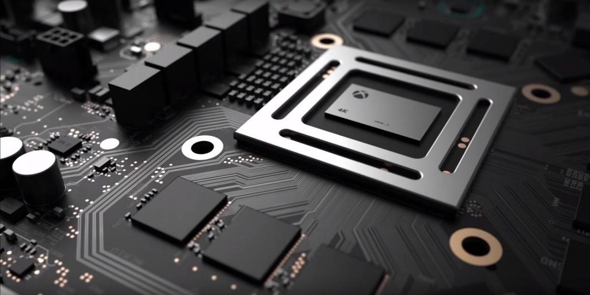 """Project Scorpio: """"diseño inteligente y poder puro"""""""