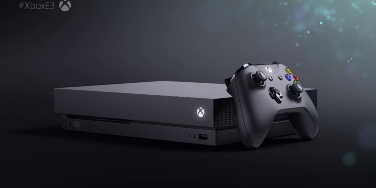 Project Scorpio queda bautizada oficialmente como Xbox One X
