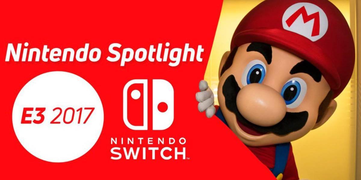 Revive todos los anuncios de Nintendo en el E3 2017