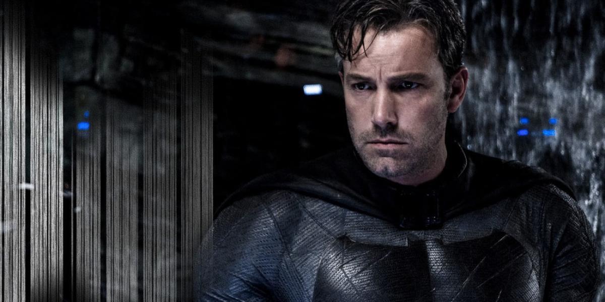 Warner Bros estaría pensando seriamente en retirar a Ben Affleck como Batman
