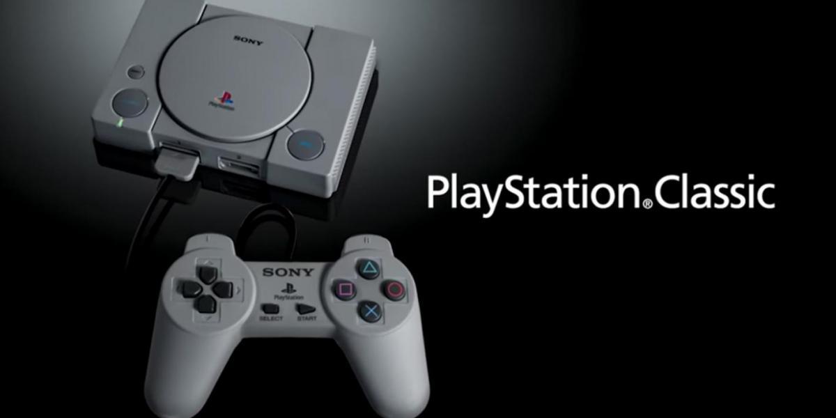 PlayStation se suma a la moda de las consolas 'mini' y relanzará su primera consola