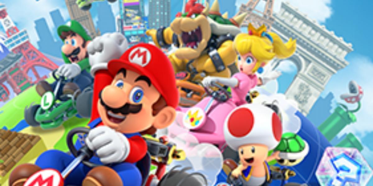 Mario Kart Tour, la próxima apuesta de Nintendo en  móviles ya tiene fecha de lanzamiento