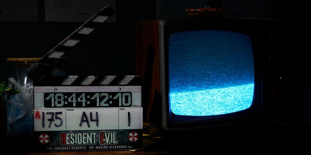 El reboot de Resident Evil en el cine ya concluyó sus grabaciones