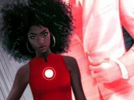 IronHeart, la mujer que reemplazará a Tony Stark como Iron Man