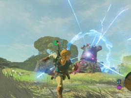 TLoZ: Breath of the Wild ocupará prácticamente la mitad del disco duro de Nintendo Switch