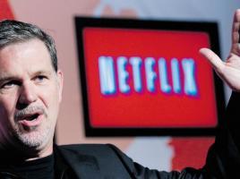 Netflix ha ayudado a disminuir la piratería, dice su creador