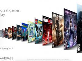 Xbox se la juega con el modelo Netflix en los videojuegos y anuncia el Xbox Game Pass