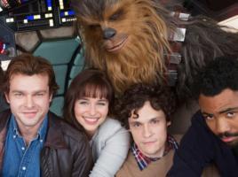 El spin-off de Han Solo está en problemas