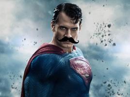El bigote de Henry Cavill tiene en problemas las grabaciones de Justice League