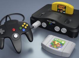 Nintendo no descarta lanzar una versión mini del N64