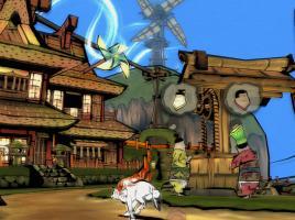 Okami HD llegará a Xbox One, PS4 y PC el 12 de diciembre