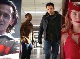 Falcon and the Winter Soldier, WandaVision y Loki elevan el 'hype' por Disney Plus