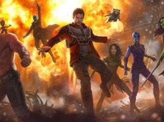 Guardians of the Galaxy Vol. 2 se exhibe en su primer teaser