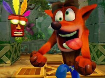 Crash Bandicoot luce mejor que nunca gracias a su remasterización