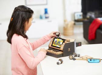 Nintendo convierte las cajas de cartón que usabas en tu pesebre en costosas figuras para Switch