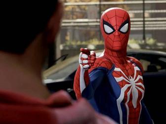 Miles Morales se encuentra con Peter Parker en el tráiler de lanzamiento de Spider-Man