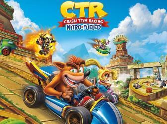 Más de Crash Team Racing en este extenso gameplay de su modo historia