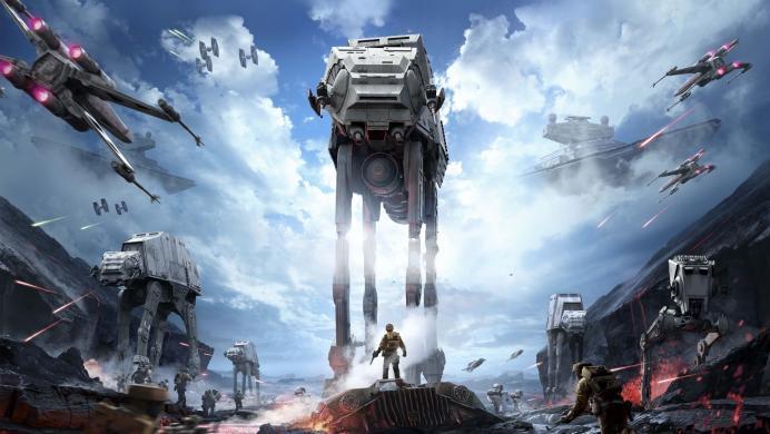 Star Wars: Battlefront 2 ya está en desarrollo