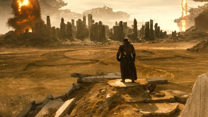 Darkseid no sería el villano de La Liga de la Justicia - parte 1