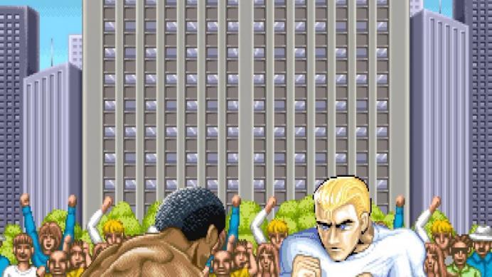 ¿Quiénes son los dos peleadores del intro de Street Fighter 2? Capcom aclara el misterio