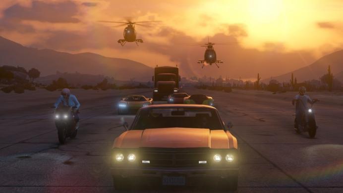 La franquicia de Grand Theft Auto necesitará descansar en algún punto, dice Take-Two
