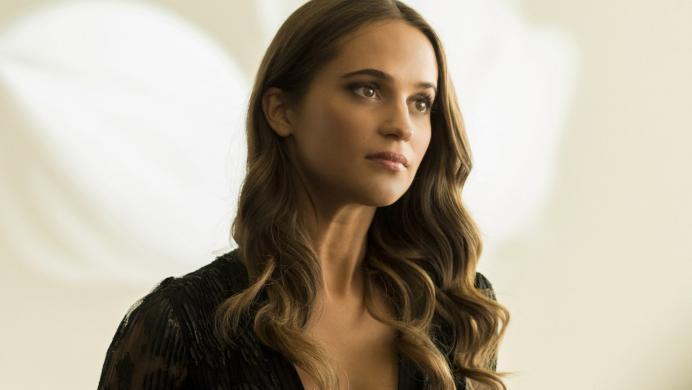 Alicia Vikander, la nueva Lara Croft en el cine, dice que jugaba en secreto Tomb Raider