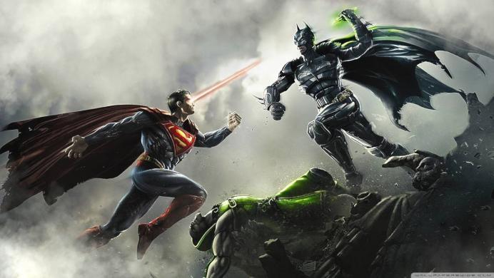 Aparece un póster de Injustice: Gods Among Us 2