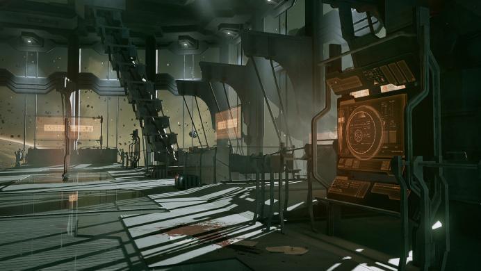 Así de terrorífico luce Dead Space con el Unreal Engine 4