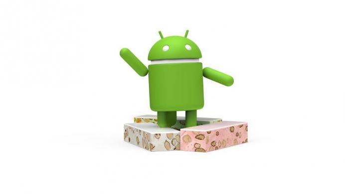 Al final no fue Nutella: la nueva versión de Android se llama Nougat