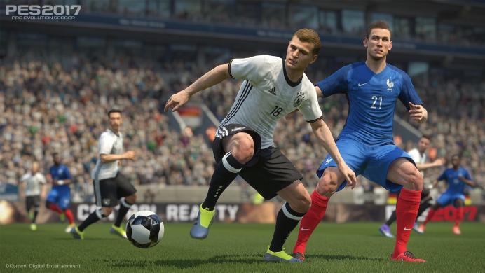 PES 2017 se le adelanta a FIFA 17 en su fecha de lanzamiento