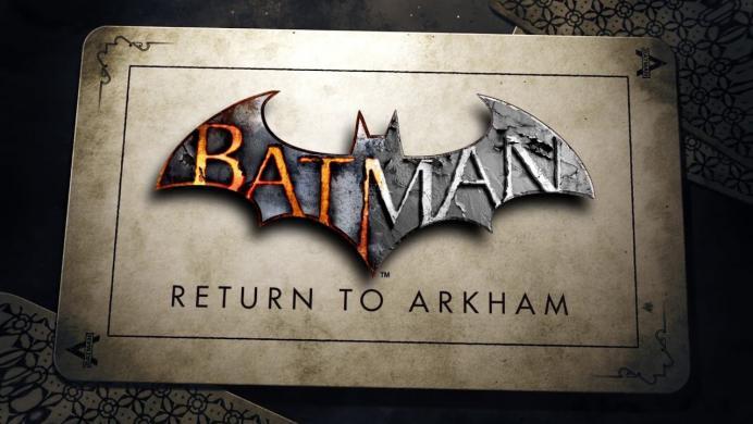 Batman: Return to Arkham saldría en noviembre, en el mejor de los casos
