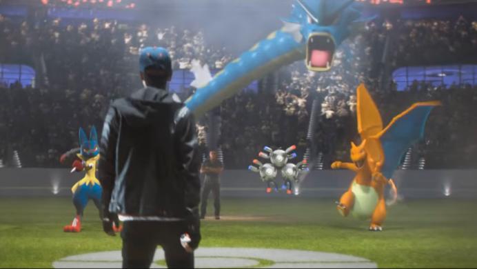 Pokémon Go pone a pensar a Hollywood sobre una película live action de Pokémon
