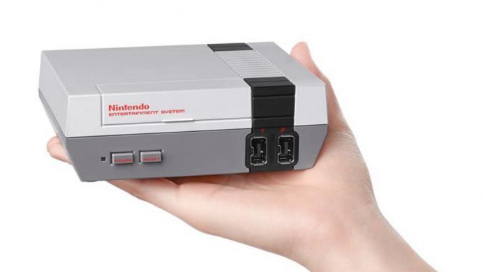 Nintendo lanzará en noviembre un Mini NES con 30 juegos preinstalados