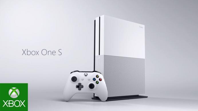 Xbox One S saldrá a la venta el 2 de agosto