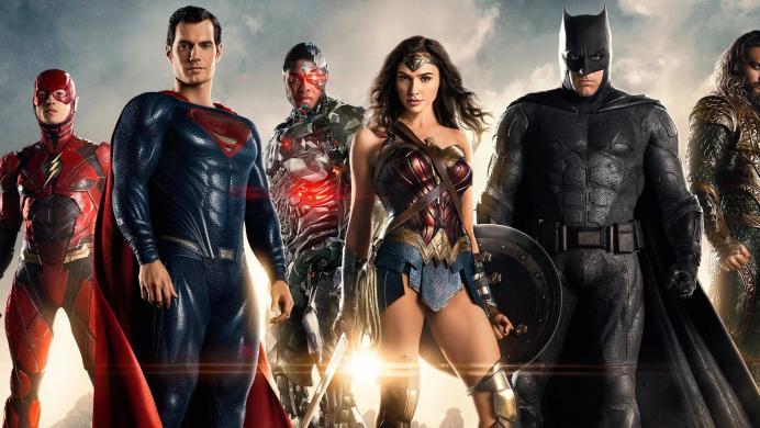 Mira el nuevo traje 'táctico' de Batman en Justice League