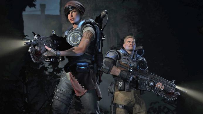 Mira el tráiler de lanzamiento de Gears of War 4 al ritmo de 'Nothing else matters'