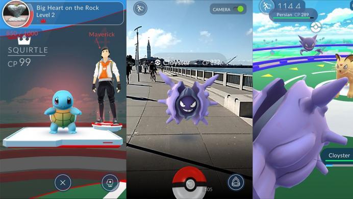 The Pokémon Company habla sobre las batallas entre amigos en Pokémon Go
