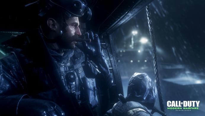 Activision le apuesta a CoD: Modern Warfare Remastered como gancho de Infinite Warfare