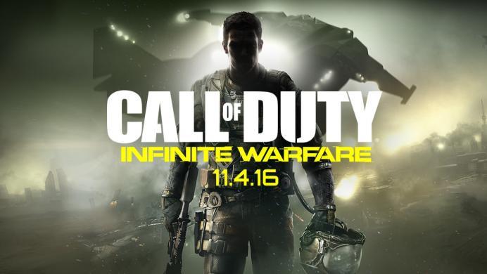 Call of Duty Infinite Warfare - Legacy Edition pesa 130 GB