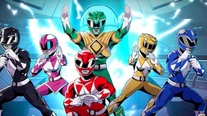 Namco Bandai anuncia un nuevo juego de los Power Rangers