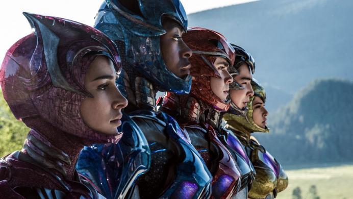 Mira el primer tráiler de la nueva película de los Power Rangers