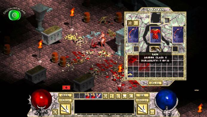 El juego original de Diablo estará dentro de Diablo 3