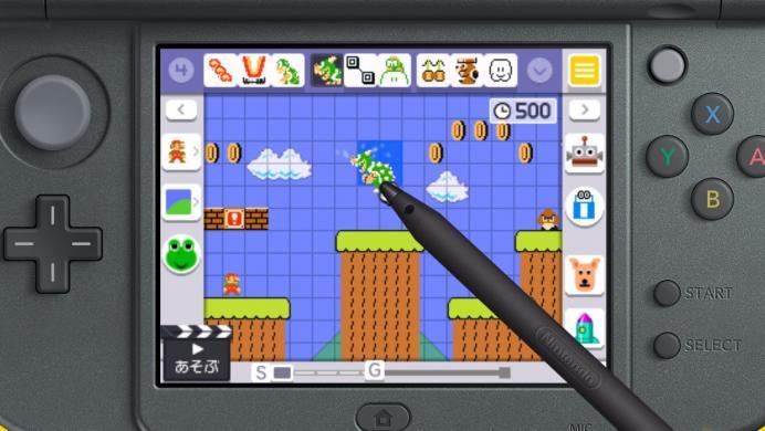 Conoce más de Super Mario Maker 3DS con este tráiler