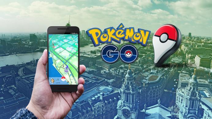 Pokémon Go fue lo más buscado en Google este año