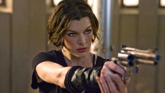 ¿A qué se debe el éxito de las películas de Resident Evil?