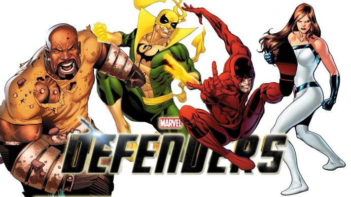 The Defenders toman el mismo rumbo en los cómics y en la serie de Netflix